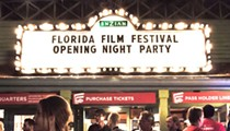 Florida Film Festival is back on and set for August