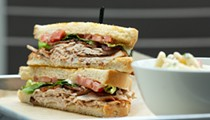 Superior sandwiches at Maitland's Houndstooth Kitchen and Eatery