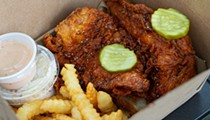 Chicken Fire owner Kwame Boakye takes Nashville hot chicken lovers to hell and back