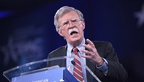 John Bolton's big book backfire couldn't have happened to a better pair of blowhards