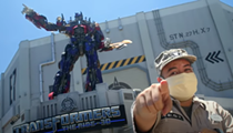 Universal Orlando joins Disney in closing face mask 'loophole' for park attendees
