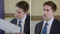 Jonathan Swan's Trump interview face speaks for all of us: How the hell did we end up here?