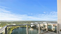 Every bedroom of this $2.6 million Orlando penthouse overlooks Lake Eola