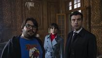 New on Netflix, Spanish-made thriller 'Unknown Origins,' in which a serial killer replicates superhero origin stories