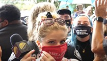 Conservative gun-rights activist breaks UCF COVID-19 policy, student protesters assaulted