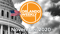 Orlando Weekly's 2020 Guide to the November Orange County Ballot