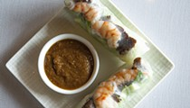Le House Vietnamese Restaurant in Parramore offers a focused menu of familial fare