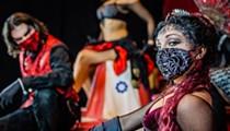 Orlando's most haunt-tastic dance/theater troupe, Phantasmagoria, returns just in time for Halloween