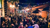 Fat Tuesday Block Party