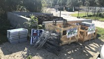 Orange County, recycle your election yard signs with the help of Winter Park and the League of Women Voters