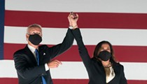 Joe Biden and Kamala Harris take the White House in historic Democratic win