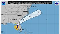 DeSantis expands state of emergency orders in Florida as 'erratic' Eta wanders toward the west coast