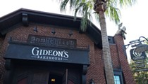 Gideon's Bakehouse celebrates its grand opening at Disney Springs today