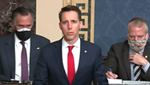 No, Sen. Josh Hawley can't host a 'fun-filled' fundraiser on Universal Orlando property