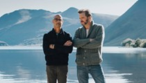 In 'Supernova,' Stanley Tucci and Colin Firth stage a heartbreaking fight against the dying of the light