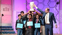 The Scripps National Spelling Bee finals are happening in Orlando this summer