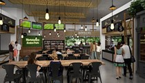 New food hall Marketplace at Avalon Park announces 10 restaurant tenants ahead of late April opening