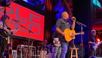 Blake Shelton plays Orlando concert to celebrate grand opening of Ole Red restaurant