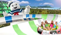 Columbia Pictures-themed water park will feature rides based around Ghostbusters, Men in Black and Jumanji