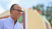 Lester Holt to broadcast 'NBC Nightly News' from Orlando tonight as part of series on U.S. pandemic recovery