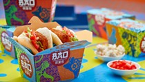 Universal CityWalk's newest restaurant is serving interesting takes on bao
