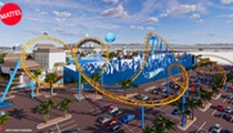 Crystal Lagoons' Arizona park to feature Hot Wheels rollercoaster, but similar offerings at an upcoming Orlando location are unlikely