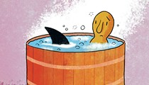 Savage Love: My wife did 'something' to my best friend in a hot tub, then proposed we 'even the score'