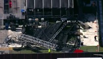 Massive screen collapses at Rolling Loud Miami ahead of opening