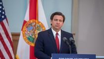 Florida Gov. Ron DeSantis calls record COVID-19 numbers a media-fueled 'hysteria'