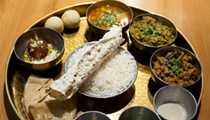 Daana Pani's all-veg roster of Gujarati fare is a sign of Orlando's culinary vitality