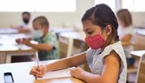 Florida Gov. Ron DeSantis' ban on school mask mandates could become state law