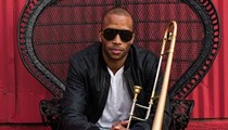 Trombone Shorty to play the Frontyard Festival in November