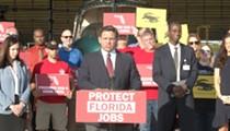 Ron DeSantis pushes $5,000 signing bonus in Florida for nation's anti-vax cops