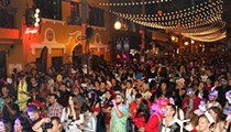 Wall Street Plaza's Plazaween party back on for first time since pandemic began