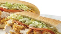 Chicken tender subs are on sale at Publix this week