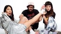 LA's Cherry Glazerr put their money where their mouth is at the Social