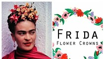 Frida, Floral Crowns and a Fiesta