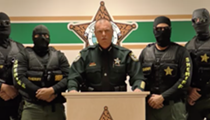 This Florida sheriff looks like a complete idiot