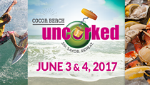 Win a private VIP Pre-Party experience from Cocoa Beach Uncorked!