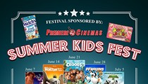 Summer Movies Kids Festival