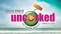 Win tickets to Cocoa Beach Uncorked