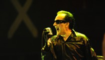 Forty years grown, punk legends the Damned cast a dark shadow over Florida