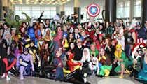 MegaCon hosts a star-studded benefit for Equality Florida this weekend