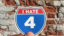 Someone finally made a decent I-4 sticker