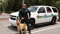 After public input, Flagler County Sheriff's Office didn't name their new K-9 'Doggy McDogface'