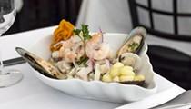 Gaviota's expertly prepared Peruvian cuisine has wings