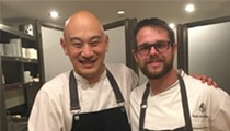 Every Chinese-Italian fusion dish we ate at the 'Kyirisan Takeover' at Ravello