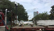 Orlando removes one of its last vestiges of the Confederacy from the public eye