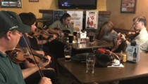 The Every Other Wednesday Session is a hidden local emerald of traditional Irish music