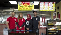 The family behind Oh My Gyro! couldn't help but let a bit of their Indian heritage creep onto their halal menu